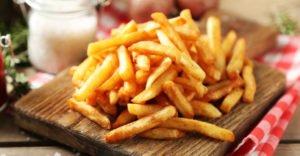 Почему нужно навсегда отказаться от картошки фри: 10 причин