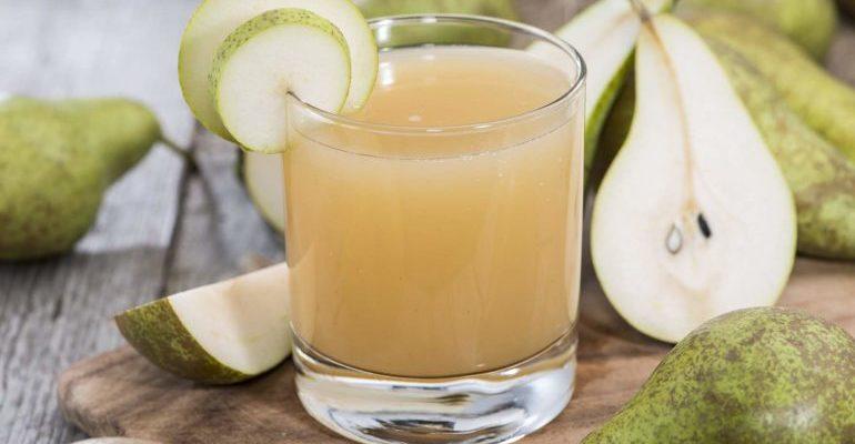 грушевый сок чем полезен