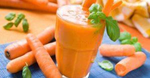 10 полезных свойств морковного сока