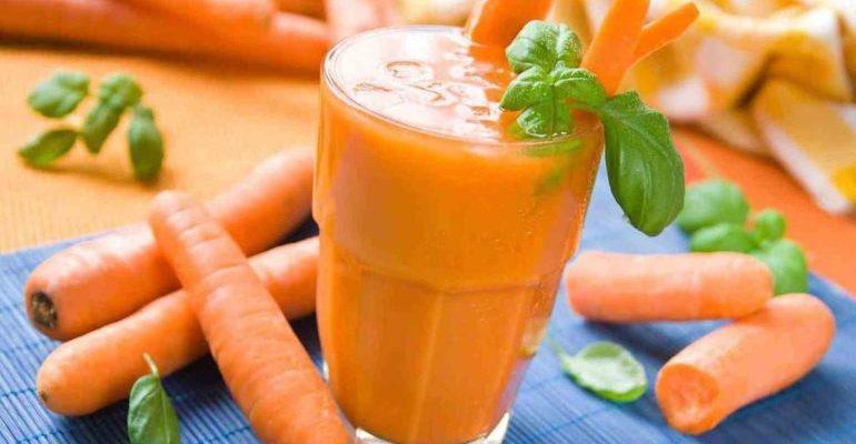 морковный сок чем полезен