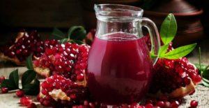 10 полезных свойств гранатового сока