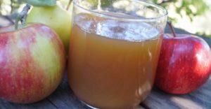 10 полезных свойств яблочного сока