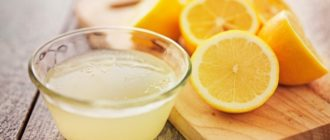 чем полезен лимонный сок