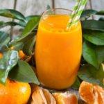 10 полезных свойств мандаринового сока
