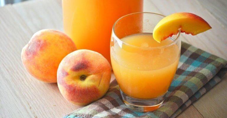 чем полезен персиковый сок
