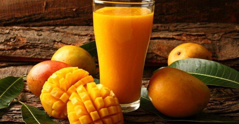чем полезен сок манго