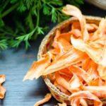 10 полезных свойств сушеной моркови