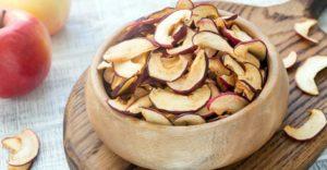 10 полезных свойств сушеных яблок