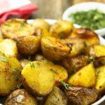 10 полезных свойств запеченного картофеля