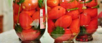 почему хочется соленых помидор
