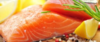 хочется красной соленой рыбы