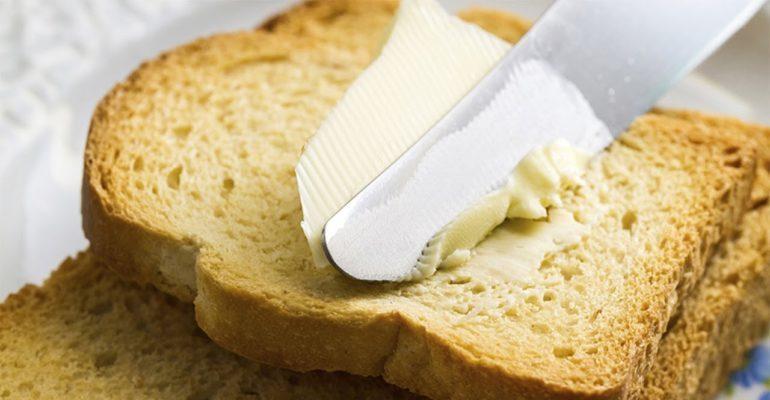 хочется масла с хлебом