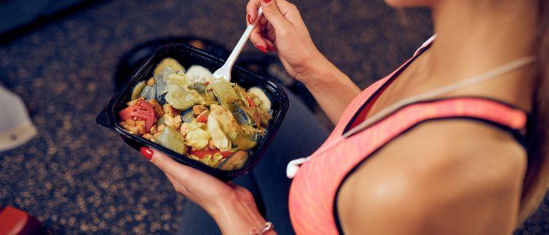 почему не хочется есть после тренировки