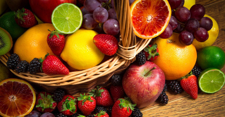 сильно хочется фруктов