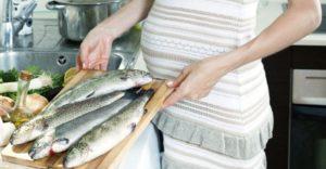 Почему хочется рыбы при беременности