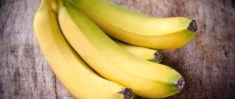 хочется бананов причины