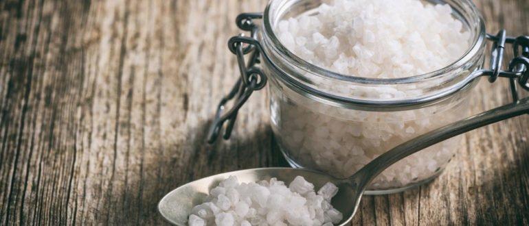 морская и поваренная соль отличия