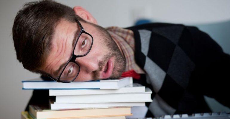 сильная усталость причины