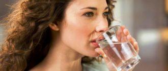 хочется пить воду причины у женщин
