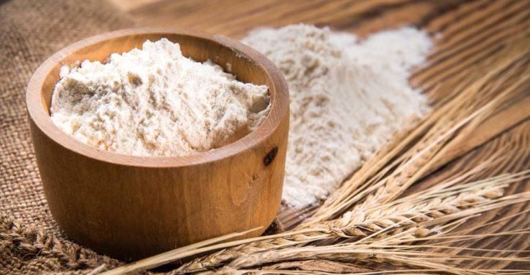 пшеничная мука цельнозерновая