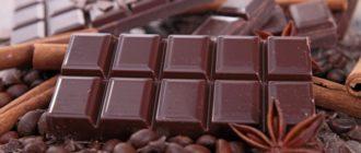 организм требует шоколад причины