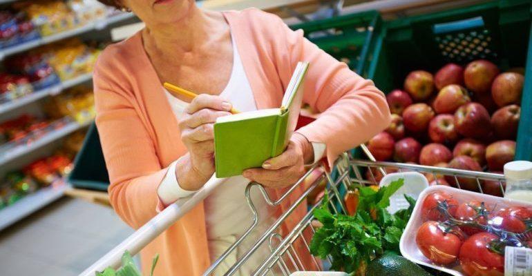 Как меньше тратить денег на продукты