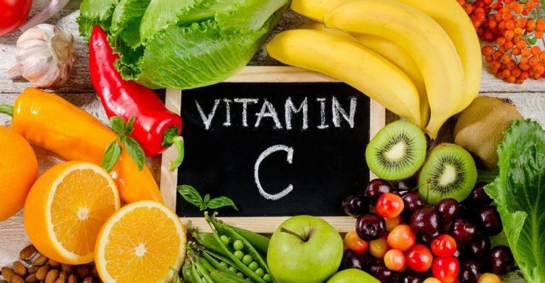 на что влияет витамин С