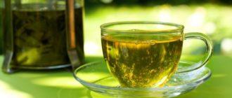 как влияет на давление зеленый чай